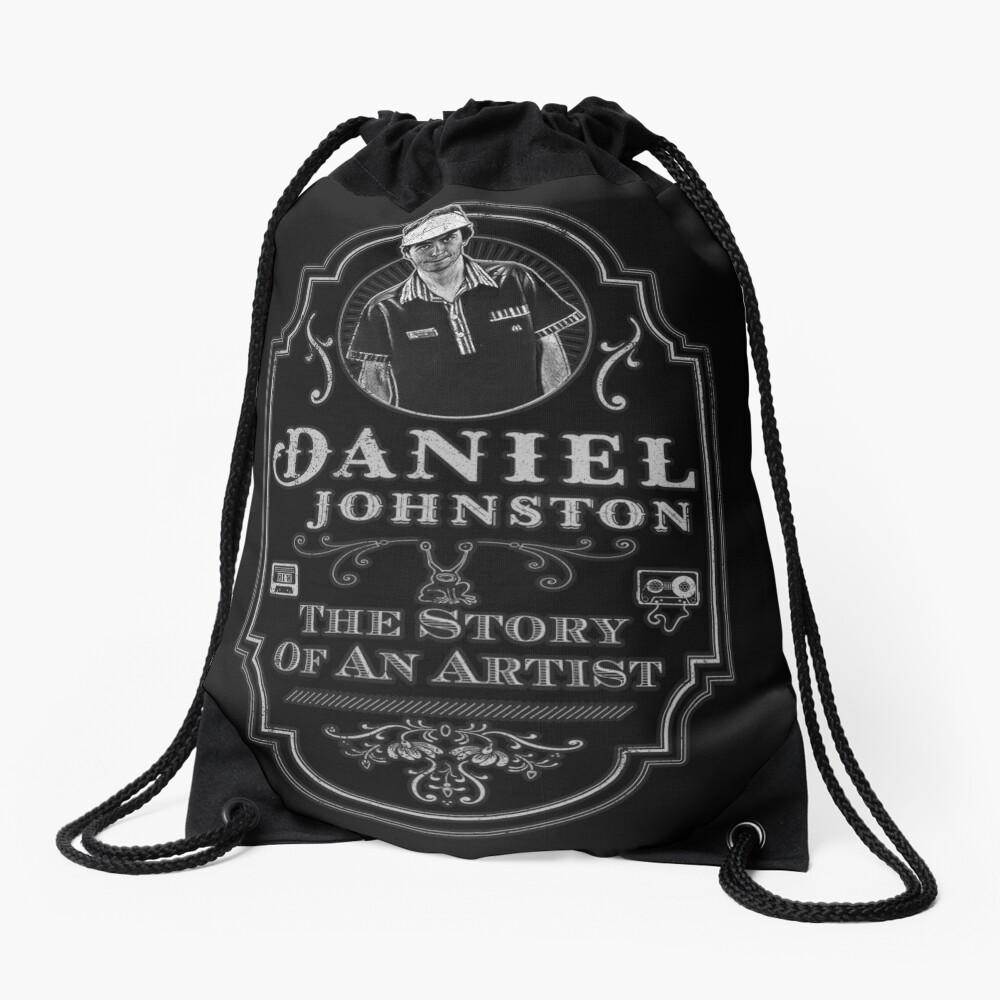 Daniel Johnston: Story Of An Artist Tribute Drawstring Bag