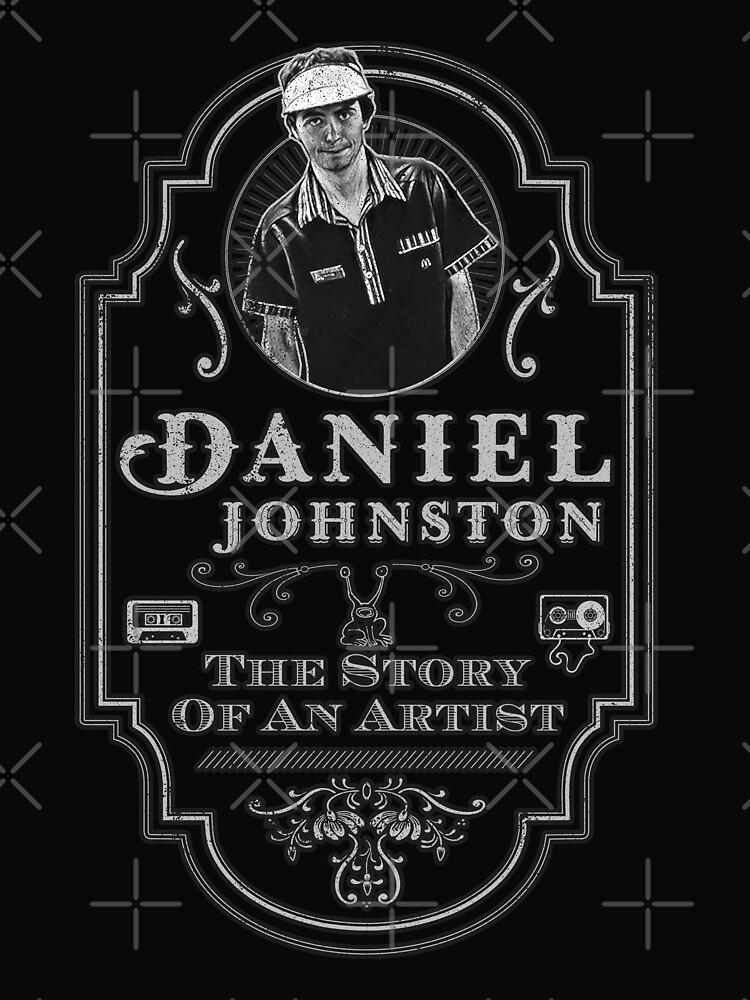 Daniel Johnston: Story Of An Artist Tribute by jesseladret