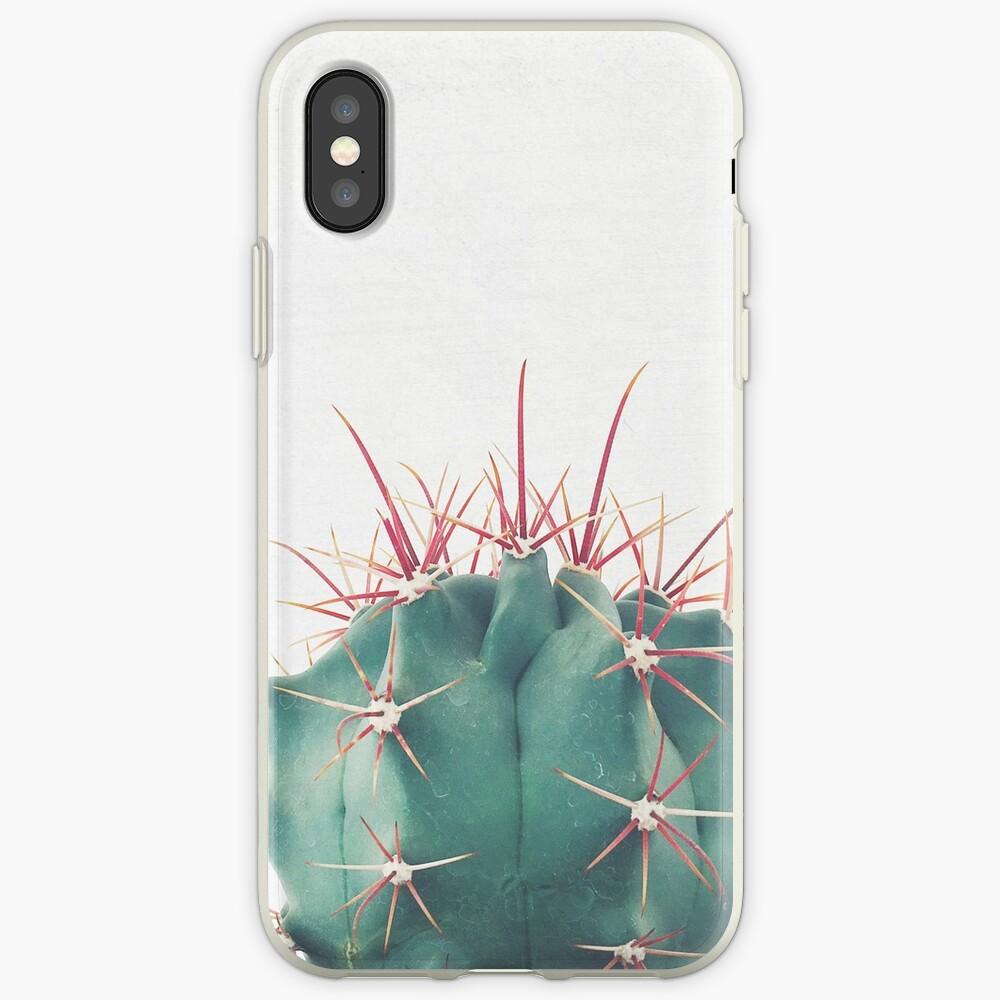 Ferocactus iPhone Case & Cover