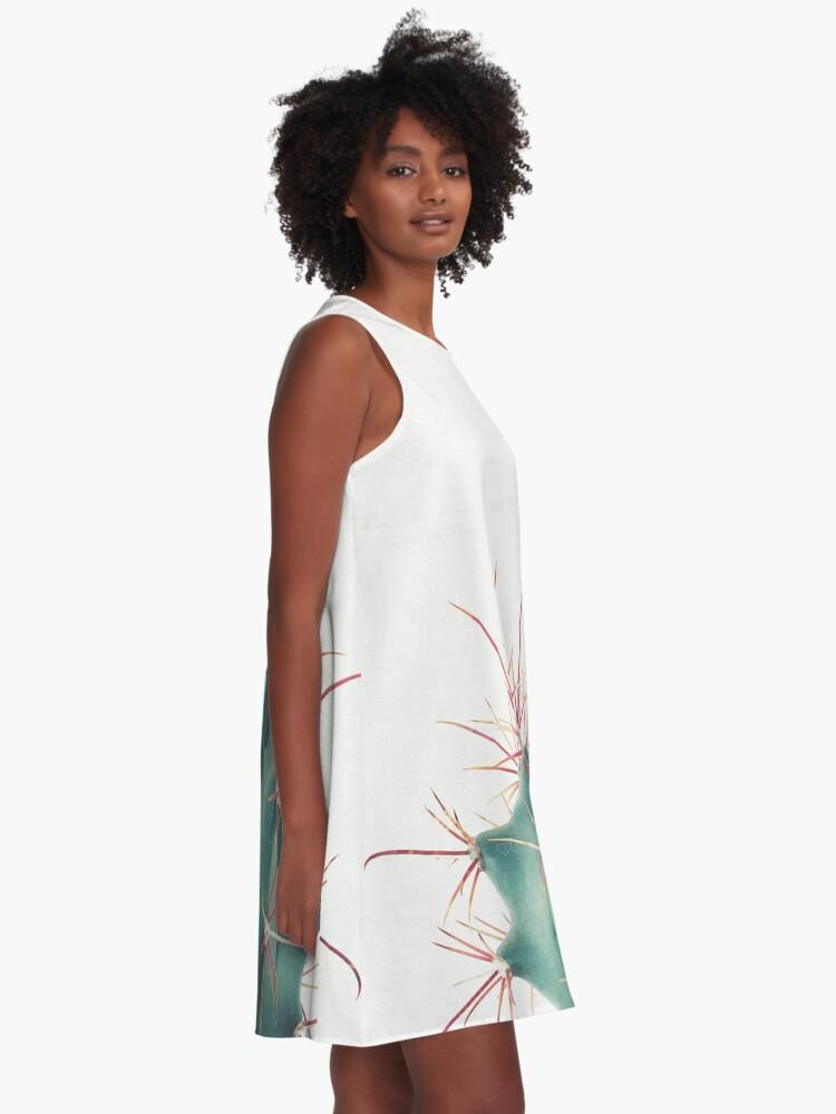 Alternate view of Ferocactus A-Line Dress