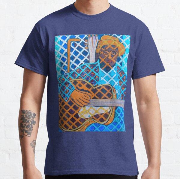 Blues Guitar: Nine Strings Classic T-Shirt