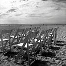 A seat on South Beach by AnalogSoulPhoto