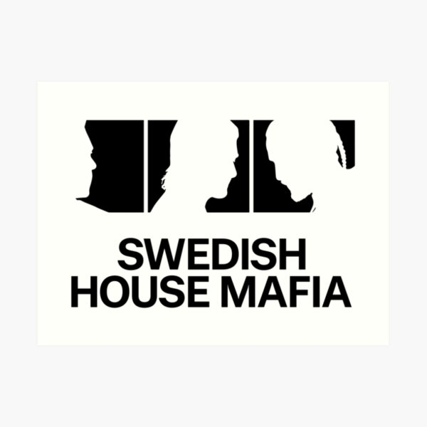 Swedish House Mafia Lámina artística