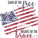Land of the Free by Maggie-Stilwell