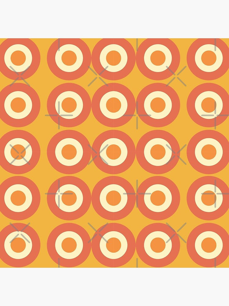 Cool and Groovy pattern design by MariOyama