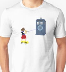 Sealing the TARDIS T-Shirt