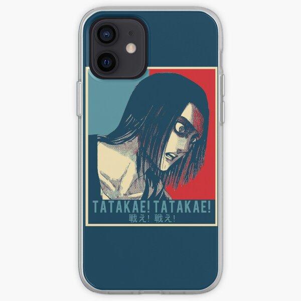 Shingeki no Kyojin / Attaque de Titan: Tatakae Coque souple iPhone