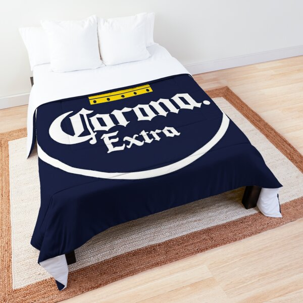 Corona Bottle Cap Comforter