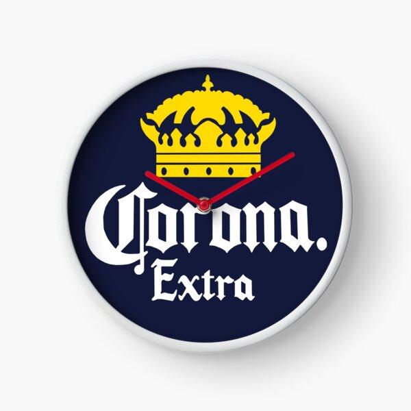 Corona Bottle Cap Clock