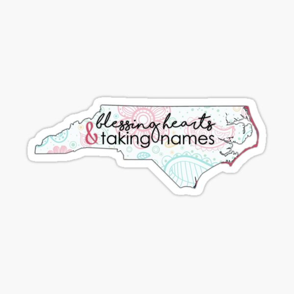 Blessing hearts 3 Sticker