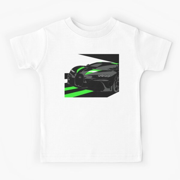 Bugatti Chiron Super Sport 300+ Kids T-Shirt
