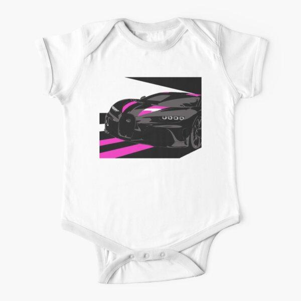 Bugatti Chiron Super Sport 300+ Short Sleeve Baby One-Piece