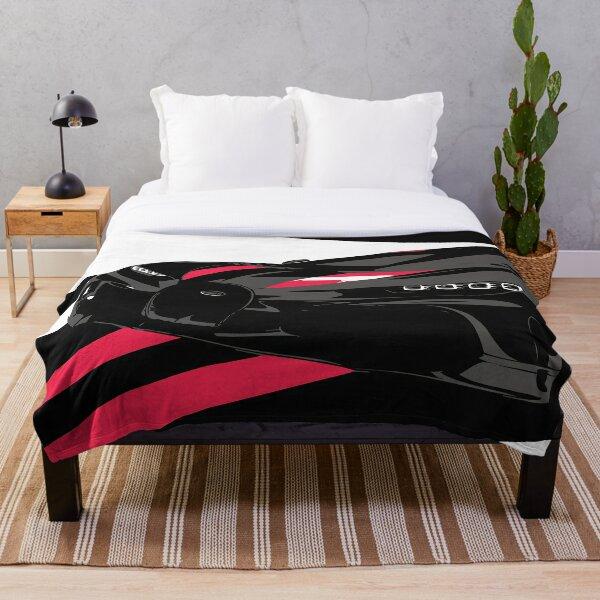 Bugatti Chiron Super Sport 300+ Throw Blanket
