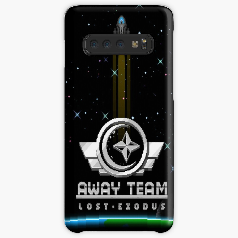 The Away Team: Lost Exodus Case & Skin for Samsung Galaxy