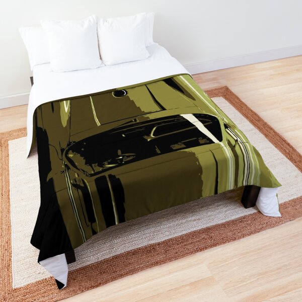 Porsche 911 by Singer and Williams Comforter