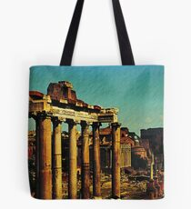 The Forum, Rome, Italy Tote Bag