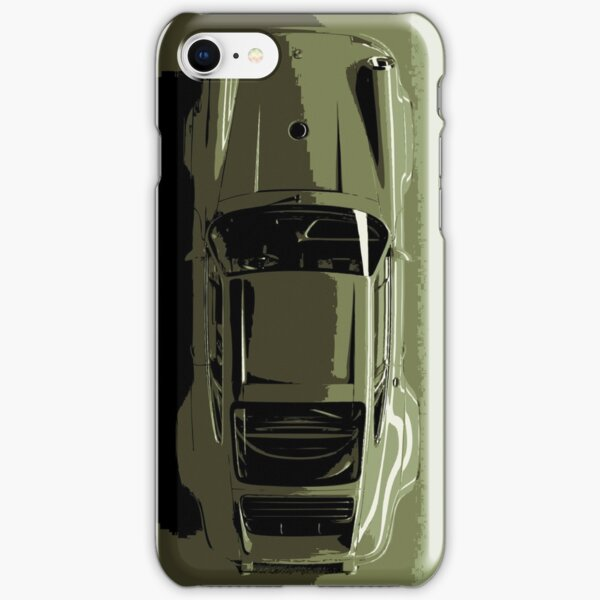 Porsche 911 by Singer and Williams iPhone Snap Case