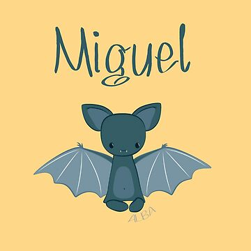 Personalized gift - Miguel by ASCasanova