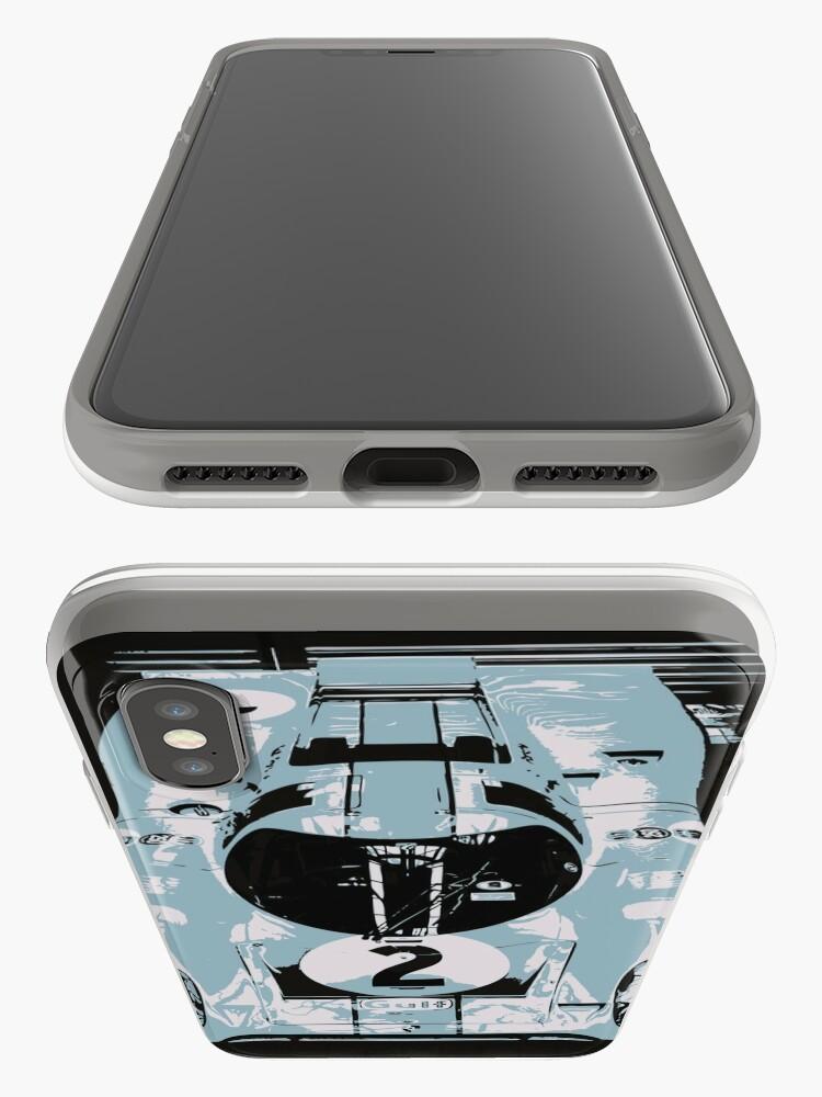 Alternate view of Porsche 917K - RACE CAR - LE MANS - MOTORSPORT iPhone Case & Cover
