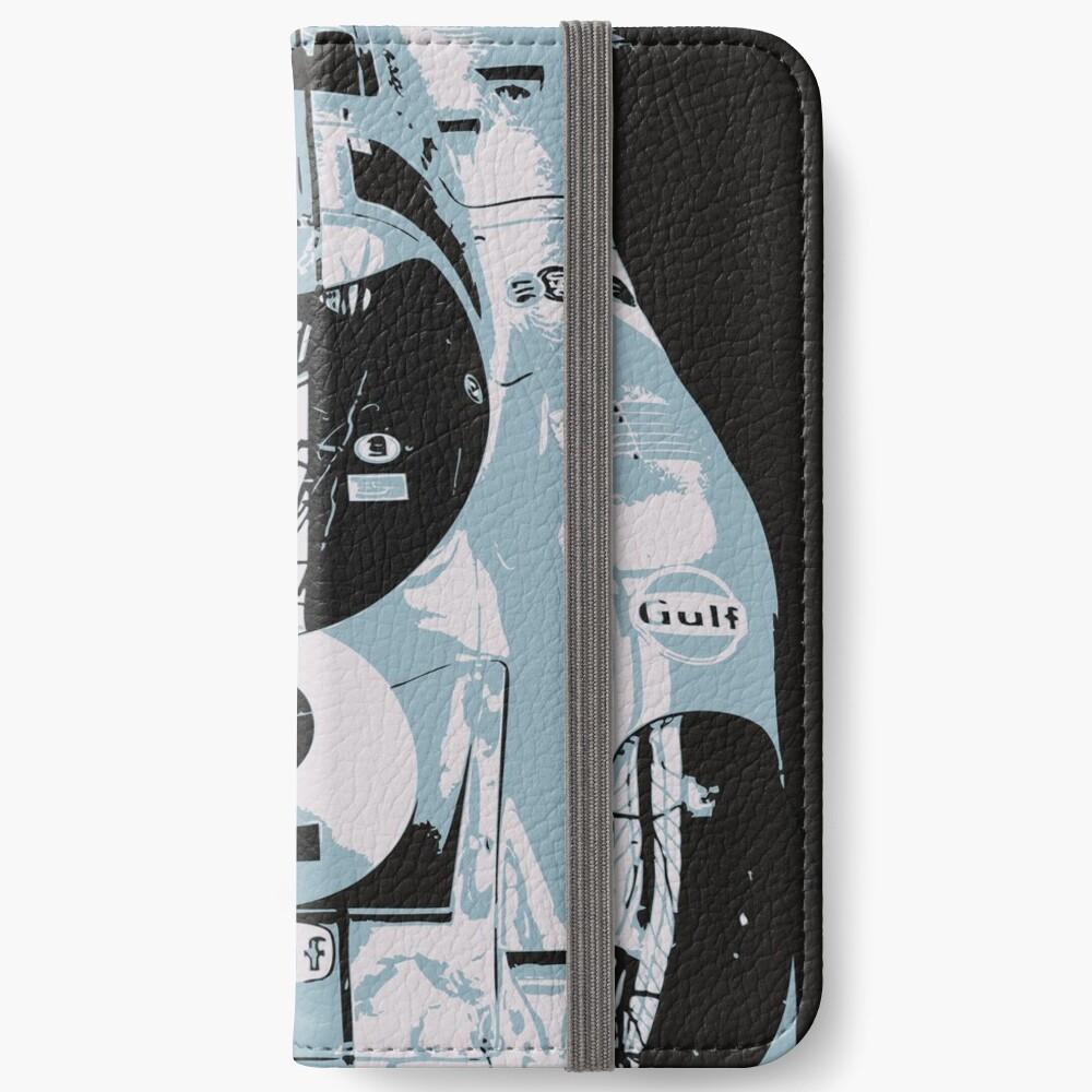 Porsche 917K - RACE CAR - LE MANS - MOTORSPORT iPhone Wallet