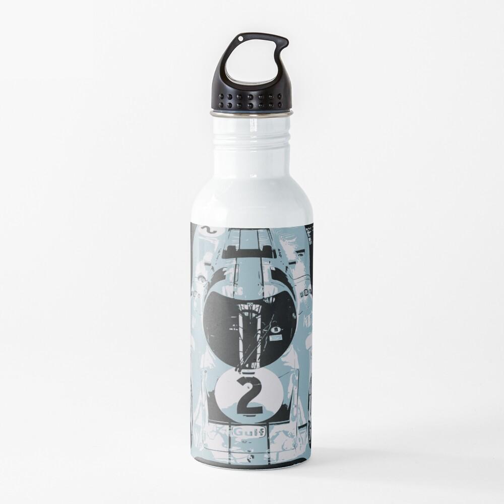 Porsche 917K - RACE CAR - LE MANS - MOTORSPORT Water Bottle