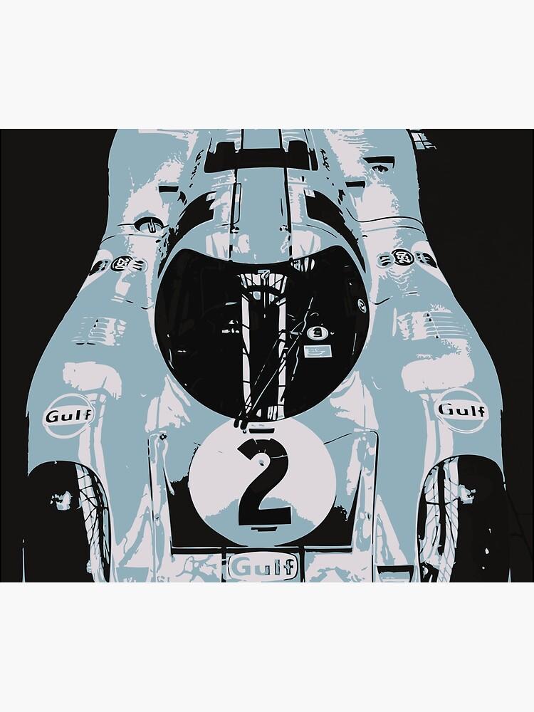 Porsche 917K - RACE CAR - LE MANS - MOTORSPORT by thespeedart