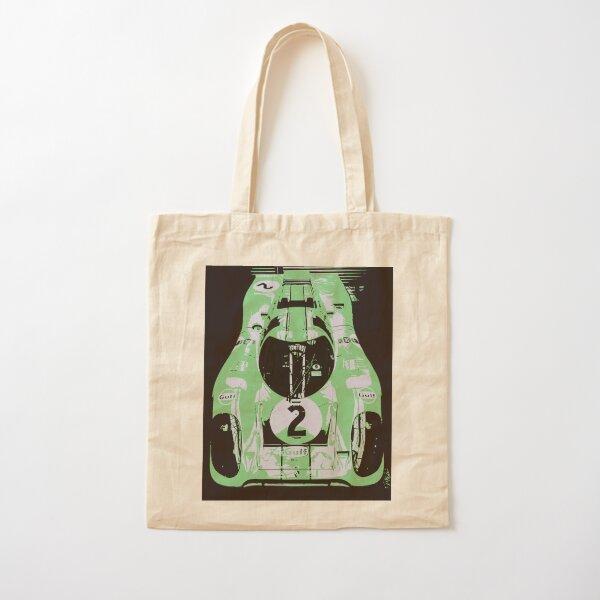 Porsche 917K - RACE CAR - LE MANS - MOTORSPORT Cotton Tote Bag