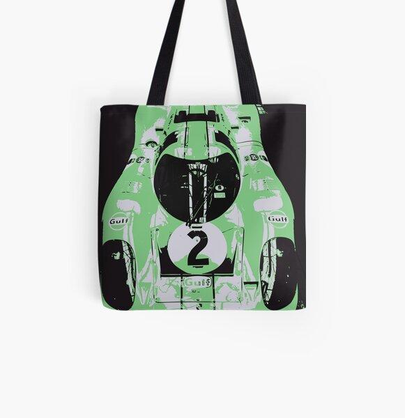 Porsche 917K - RACE CAR - LE MANS - MOTORSPORT All Over Print Tote Bag