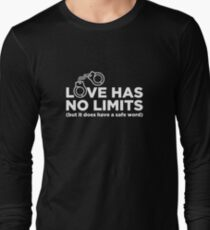 Love Has No Limits Long Sleeve T-Shirt