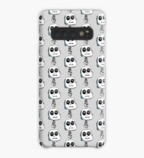 Gumball Watterson from The Amazing World of Gumball™ wearing a Halloween Skeleton Costume Case/Skin for Samsung Galaxy