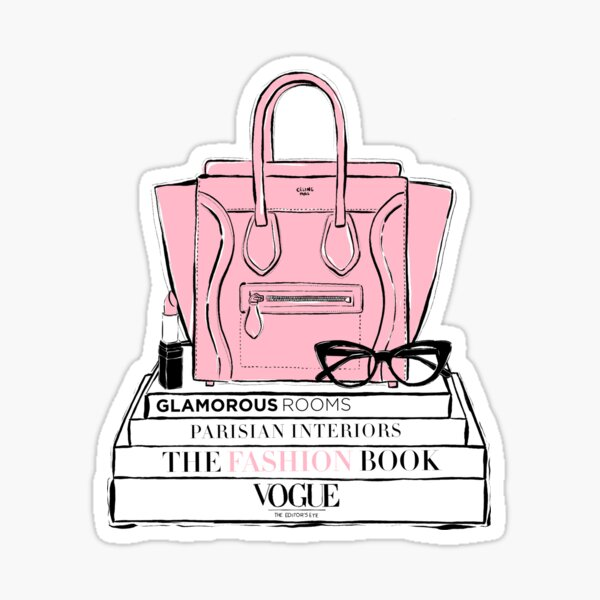 Handbag  Sticker
