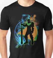 Super Smash Bros. Green Ike Silhouette T-Shirt