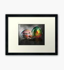 Mango Breakout Framed Print