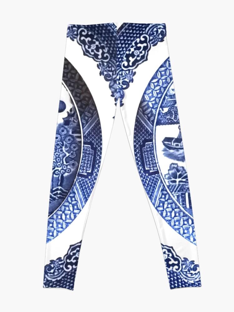 Alternate view of Blue Willow China Leggings