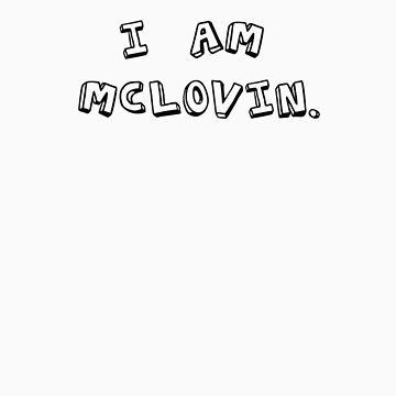 I am Mclovin by nataliaamor