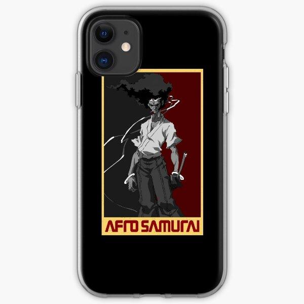 Afro Samurai iPhone Soft Case