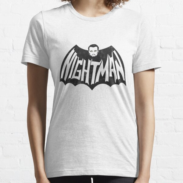 DayMan V NightMan Essential T-Shirt