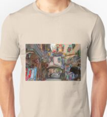All About Italy. Piece 12 - Monterosso Houses Unisex T-Shirt
