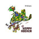 The Happy Hooker by Terry Smith