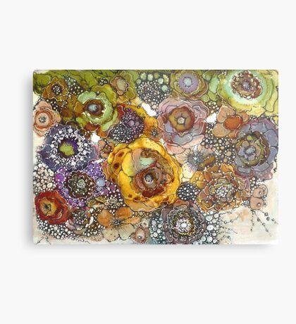 Floral Ambrosia  Metal Print