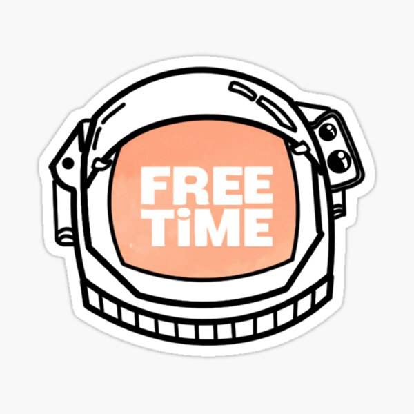 Ruel- Free Time EP  Sticker