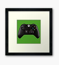 Manette Xbox One Framed Print