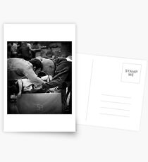 Murat Karadenizli x Angus Friend Postcards