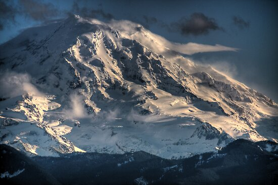 Rainier on 12-05-10 by James Duffin