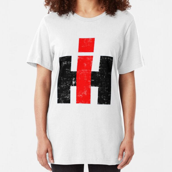 IH - International Harvester Slim Fit T-Shirt