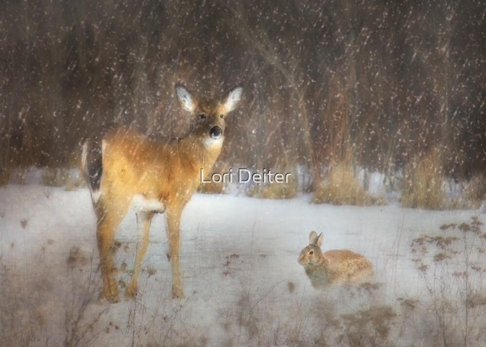 Feed the Animals by Lori Deiter