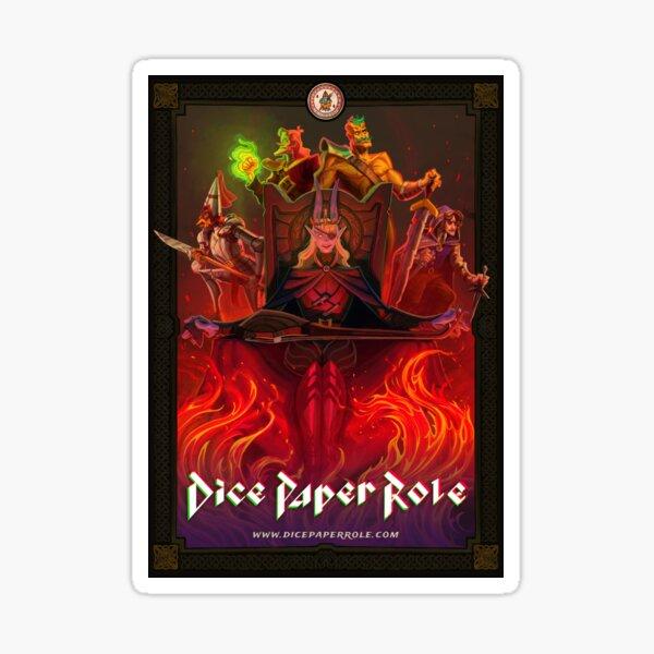 DPR - MICF Poster Sticker