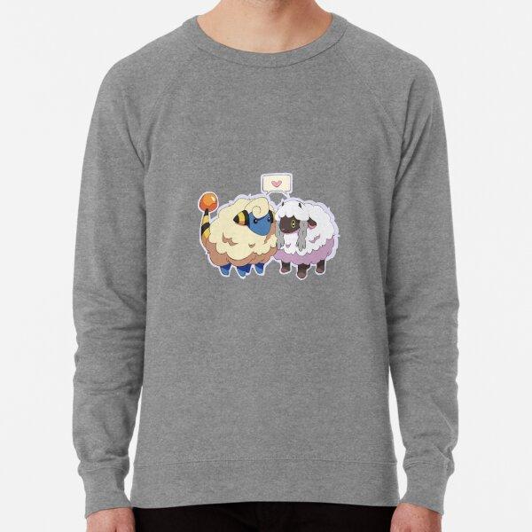mareep and wooloo Lightweight Sweatshirt