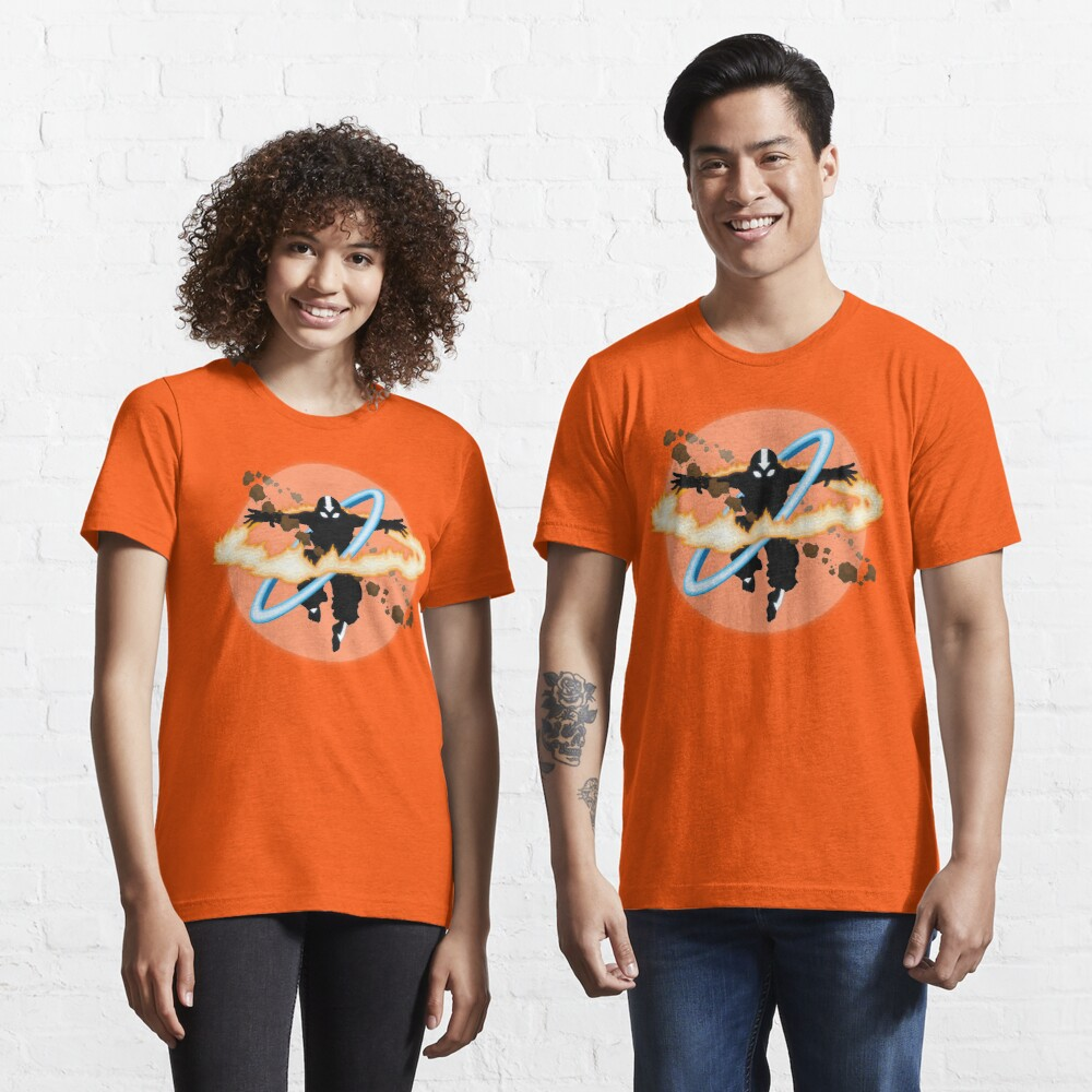 Aang going into uber Avatar state Essential T-Shirt