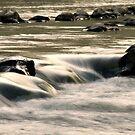 Dark waters aren't necessarily deep by Belinda Osgood